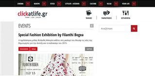 Special Fashion Exhibition by Filanthi Bogea