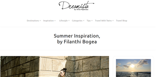 Summer Inspiration, by Filanthi Bogea<br />