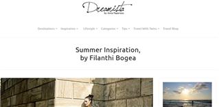 Summer Inspiration, by Filanthi Bogea<br />